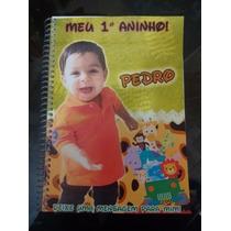 Caderno De Assinatura Personalizado 100 Paginas