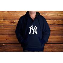Hoodie Sudadera New York Yankees Baseball