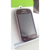 Samsung Galaxy Young Duos Tv S6313 Android 3g Vinho Vitrine