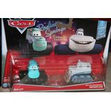 Pixar Car - Sulley Y Yeti Quitanieves - Dwb32