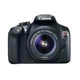 Cámara Réflex Canon Eos Rebel T6 Con Lente Ef-s 18-55mm Dcii