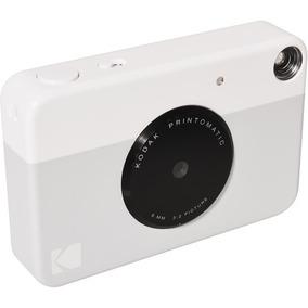 Câmera Kodak Com Impressão Automática - Printomatic - Cinza