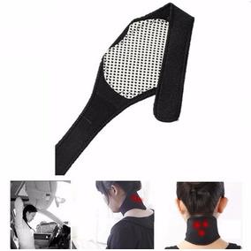 Banda Cuello Turmalina Magnética Terapéutica,calienta Imanes