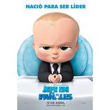 Un Jefe En Pañales (2017) 100% Digital Español Latino