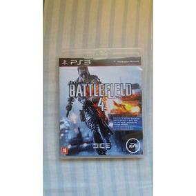 Jogo Ps3 Battlefield 4 Semi-novo