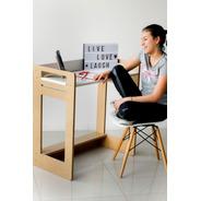 Escritorio Windows45 ,de Melamina Y Mdf Laqueado
