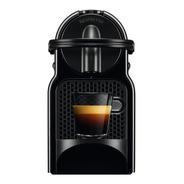 Cafetera Nespresso Inissia A3d40 Negra 220v + Aeroccino 3