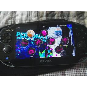 Ps Vita Fat Juegos Y Accesorios Memory *usado*