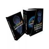 Libros Narrativa Completa H. P. Lovecraft Tres Tomos