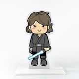 Display Mesa Star Wars Guerra Nas Estrelas Baby 20cm 9 Unid.