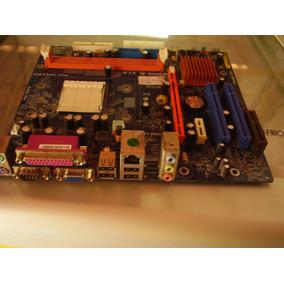 Placa Mãe Phitonics Am2n1k-m V1.0 Soquete Am2 / Usado