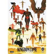 Kingdom Come Edicion Absoluta - Ovni Press Dc Comic Nuevo