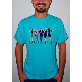 Camiseta Personalizada Suits