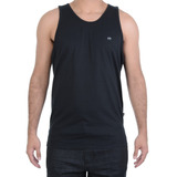 Camiseta Masculina Oakley Regata Essential Patch Tank Jet Bl
