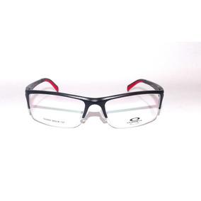 87983880bf45b Armacao Oculos De Grau Masculino Sem Aro Oakley - Óculos no Mercado ...