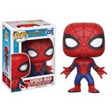 Funko Pop Spiderman Homecoming Hombre Araña Marvel Juguete
