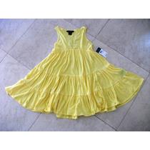 Vestido Circular Ralph Lauren 8/10 Años Envio Gratis