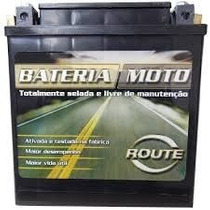 Bateria Route Ytx7a-bs Burgman 125 Garini 150 Mirage