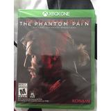 Metal Gear V Phantom Pain Mgsv Xbox One Nuevo!!