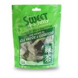 Balas Algas Marinhas - Sweet Jelly - Chá Verde E Colág. 150g