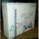 Playstation 2 Blanco Envío Gratis