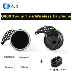 Q800 De Rechargeble Bluetooth Auricular Inalámbrico