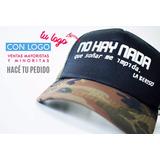 Gorras/trucker/troya- C/logo, Frase O Imagen X 20 Unidad.