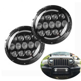 Luces Led Cree 78w Jeep Wrangler Jk