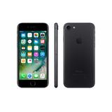 Iphone 7 32gb Preto Matte Anatel