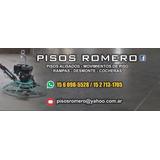 Alisado De Pisos De Hormigon, Llaneado Con Helicopteros