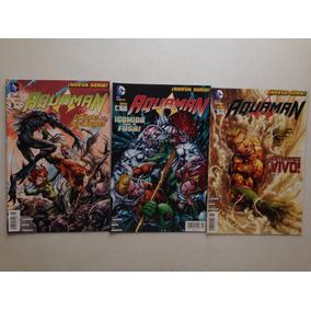 Comics Aquaman Dc México Paquete