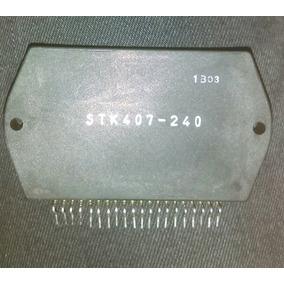Stk407-240 Amplificador De Audio Salida Original Nuevo