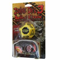 Zombie Dice 3 - Ônibus Escolar - Expansão Zombie Dice