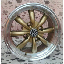 Rines 15 Para Vw Sedan Vocho Barrenacion 4/130