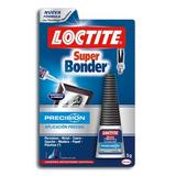 Loctite Super Bonder Precisión - Pega Loca 5g Henkel