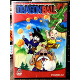 Dragon Ball Vol.12 / 4 Capítulos Dir: Minoru Okazaki (1986)
