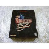 Resident Evil 2 Pc Juego Original Capcom Caja 1998 Nuevo