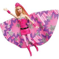 Boneca Barbie Filme Barbie Super Princesa - Mattel 056958