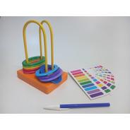 Laberinto Juguete Pasa Colores Asociacion Mini Prono