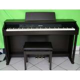 Piano Electrico Casio Modelo Celviano Ap-460 Seminuevo