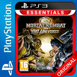 Mortal Kombat Ps3 Vs Dc Universe Digital Elegi Reputacion