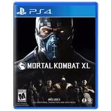 Mortal Kombat Xl Ps4 Playstation 4 Garantía De Por Vida