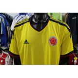 Camiseta Seleccion Colombia 2013 adidas Talla Xl Xdx