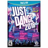 Just Dance 2018 Wii U Nuevo