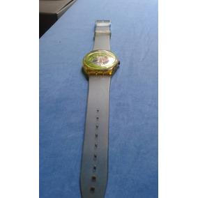 5c417faf81b Relogio Swatch Gs 239 Transparente - Relógios De Pulso no Mercado ...