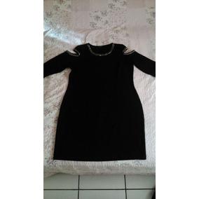Vestido Preto Casual