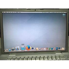 Portatil Macbook Pro A1226 Late 2007