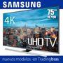 Samsung Led 75 Ju7100 Uhd 4k 3d 75 Ju 7100 Linea Nueva
