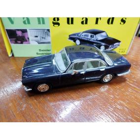 Corgi Vanguards 1/43 Jaguar Daimler Sovereign C/estuche