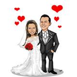 Caricaturas Casamentos Aniversários Formaturas Convites